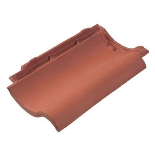 Redland Cathedral Clay Left Hand Verge Tile