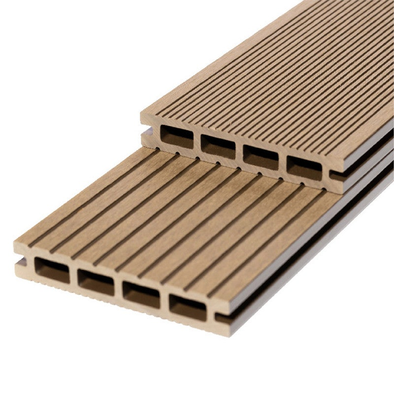 RynoTerraceDeck Classic Reversible Grooves Sand Decking Board
