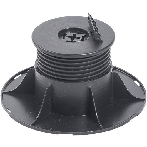 RynoDeck RDF-2 Fixed-Head Adjustable Decking Pedestal 35-55mm
