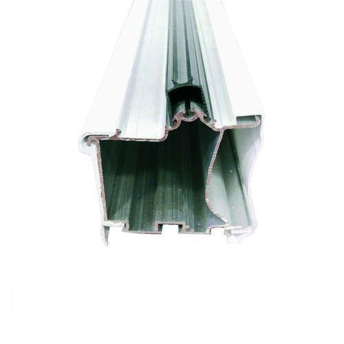 Ariel Self-Supporting Polycarbonate Roofing Standard Eaves Beam in White