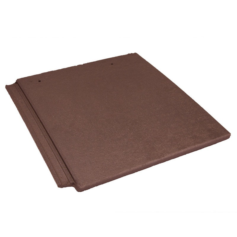 Forticrete SL8 Slate Effect Concrete Roof Tile Pack of 108 - Brown