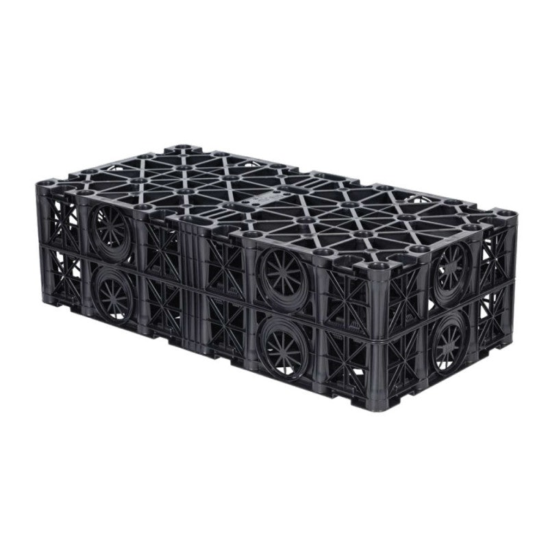 StormCrate55 Cellular Storm Water Crate 55 Tonne - 1200mm x 600mm x 347mm