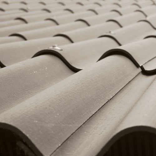 SVK Fibre Cement European Profile Roof Sheet