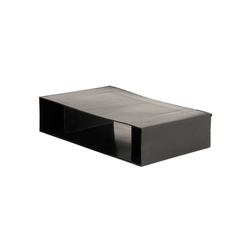 Timloc Underfloor Vent Horizontal Rear Extension +100mm - Box of 20