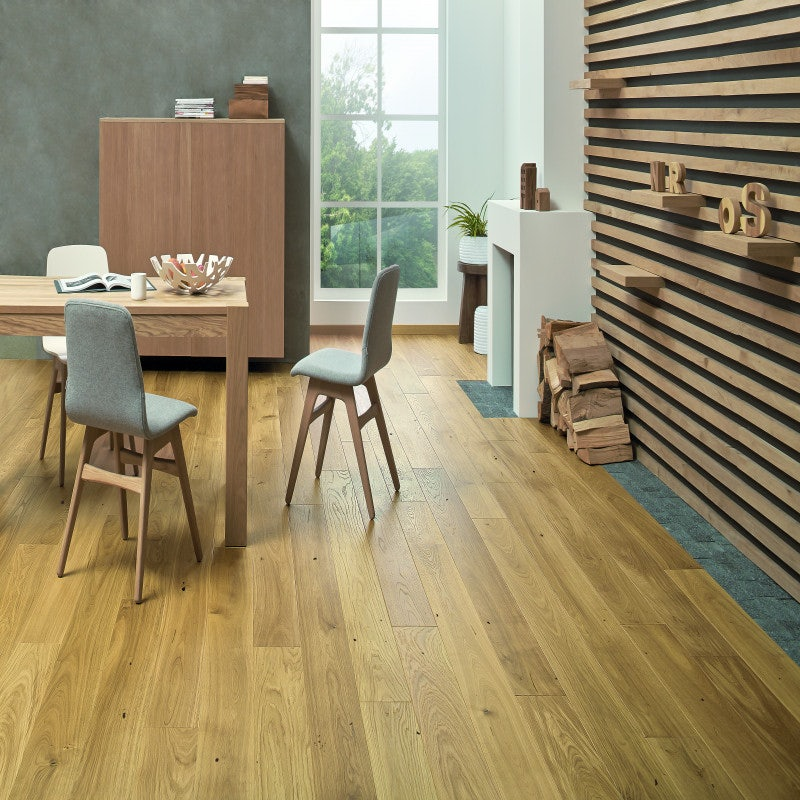 Tuscan Strato Classic TF104 1 Strip Engineered Family Oak Flooring Matte