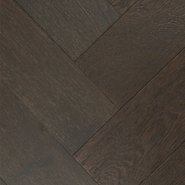 Tuscan Modelli TF30 Engineered Oak Flooring Smoked and Black Oak Oiled