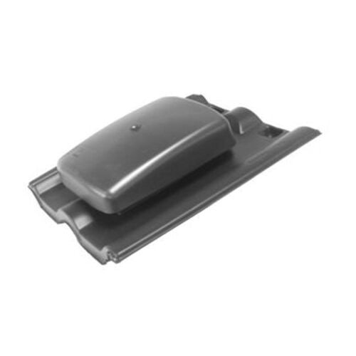 Ubbink UB19 Double Roman Roof Tile Vent - Anthracite