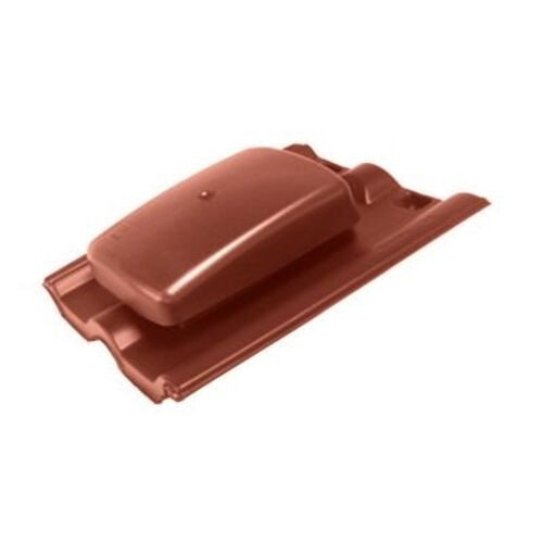 Ubbink UB19 Double Roman Roof Tile Vent - Red