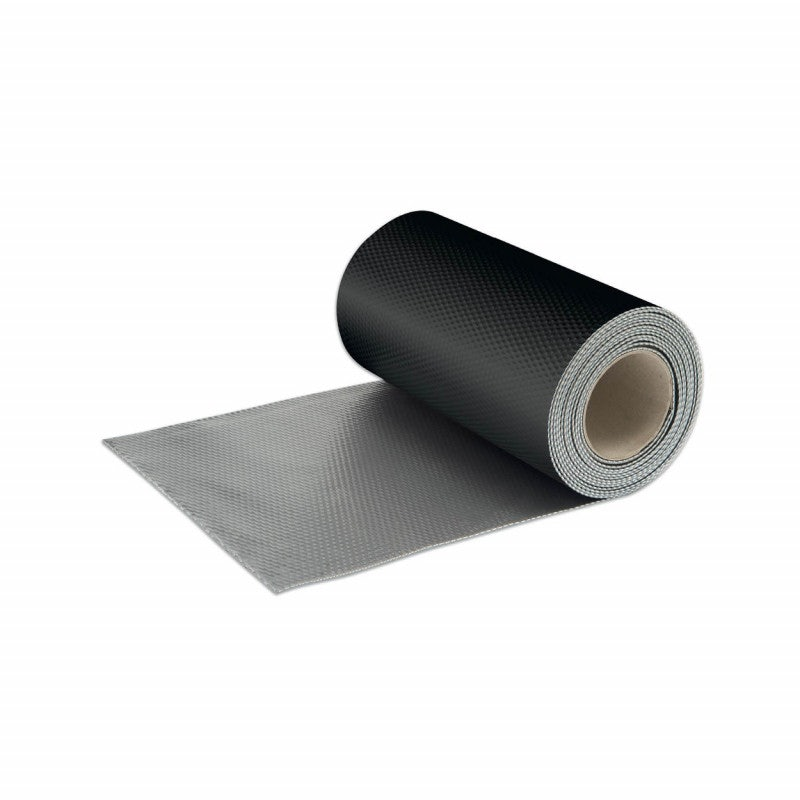 Ubiflex Extreme Lead Alternative Flashing 450mm x 5m - Black & Grey