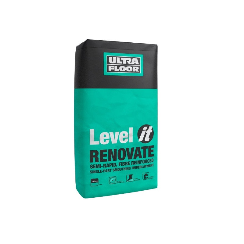 UltraFloor Level IT Renovate - 20KG