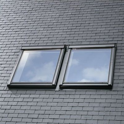 VELUX EBL 0021C Twin Slate Flashing
