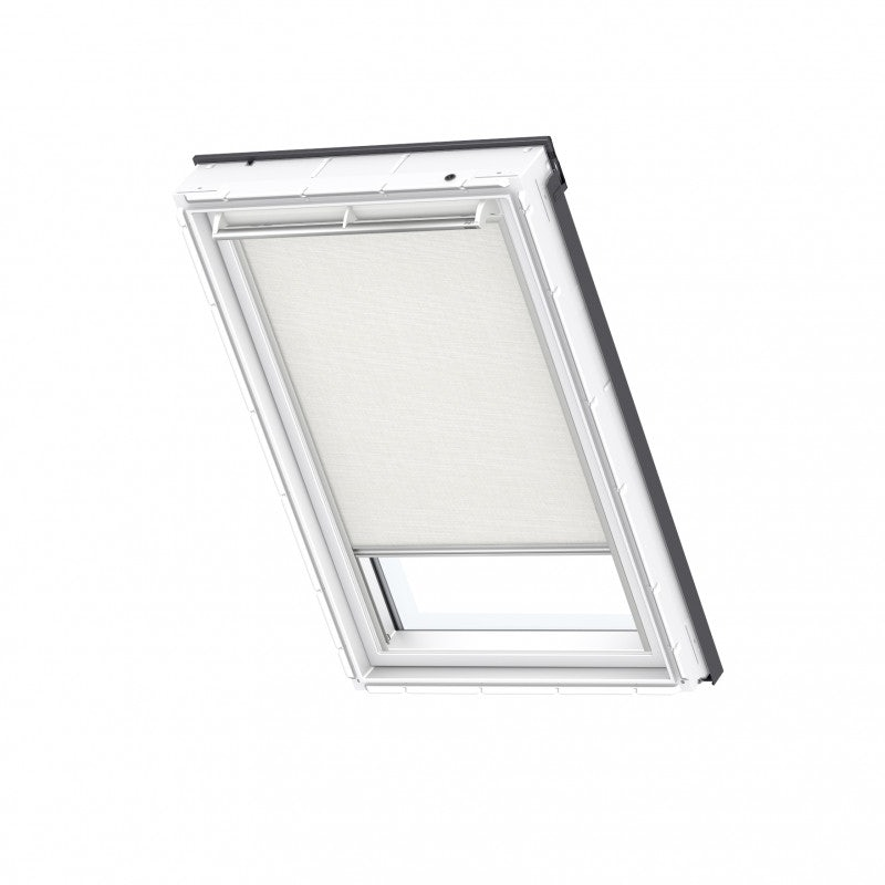 VELUX Roller Blind in White