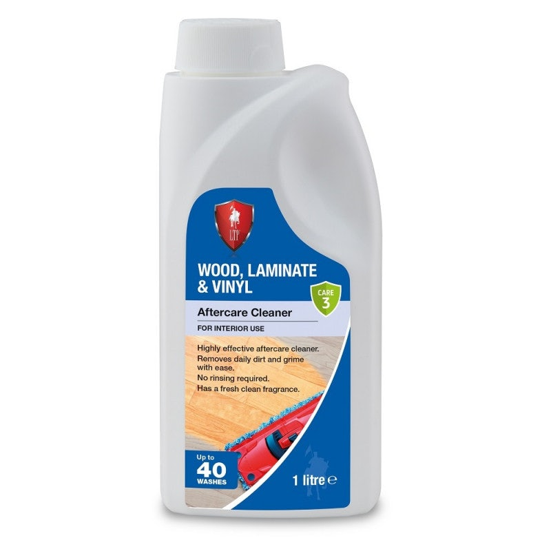 LTP Wood, Laminate & Vinyl Aftercare - 1L
