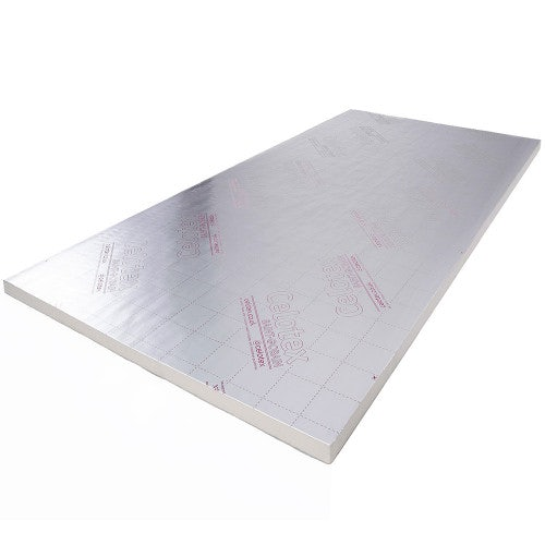 Celotex 100mm GA4100 PIR Rigid Insulation Board - 2.4m x 1.2m