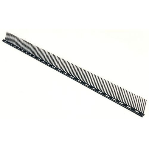 Onduline & Coroline Ventilator Strip / Comb 1010mm Long (Black)