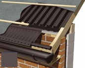 Manthorpe Eaves Ventilation Pack (10,000mm2 ) - 6m Pack