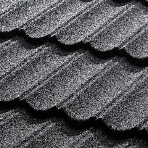 Decra Classic Pantile Metal Lightweight Roofing Tile - Anthracite