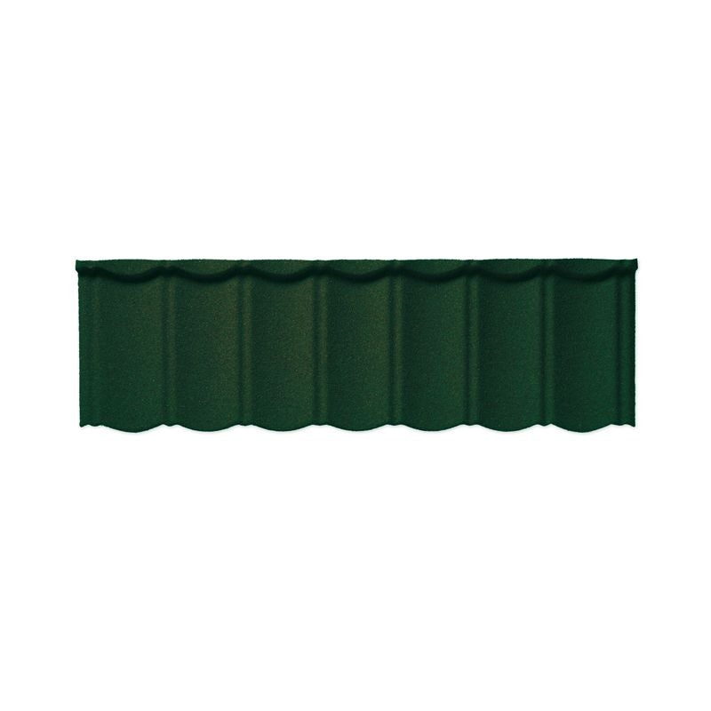 Video of Tradition Plus Pantile Metal Lightweight Roofing Tile - Sea Green