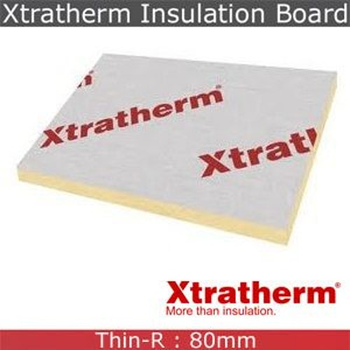 Xtratherm Pitched Roof Insulation Board - 2400mm x 1200mm x 80mm