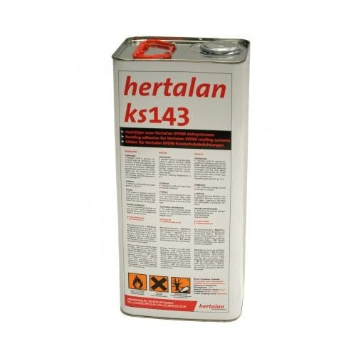 Video of Hertalan EPDM KS143 Bonding Adhesive - 6kg