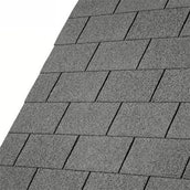 IKO Armourglass Plus Square Butt Roofing Shingles (Slate) - 2m2 Pack