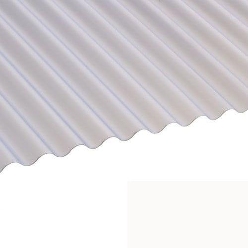 Corolux PVC Mini Corrugated Roofing Sheets (Clear) 1.83m x 0.662m