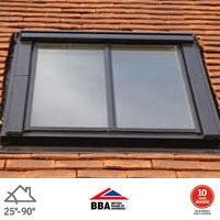 Video of VELUX GGL CK04 SD5P2 Conservation Window for 15mm Tiles - 55cm x 98cm