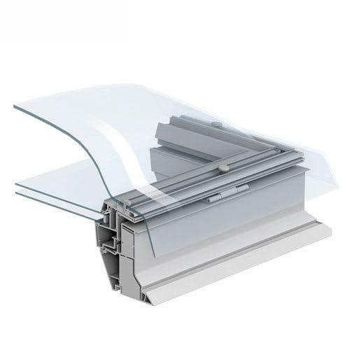 VELUX ZCE 060090 0015 PVC Extension Kerb 150mm for 060090 Windows