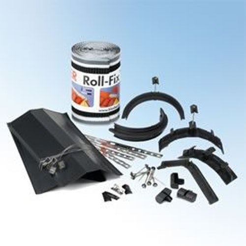 Klober Dry Roll Fix Kit System for Concrete Hip (5m Pack) - Copper