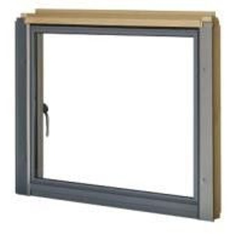 BDL P2/86 Fakro Left Opening L-Shaped Combination Window - 94cm x 95cm