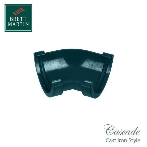 Cascade Cast Iron Style Roundstyle 112mm Fabricated Angle - Green