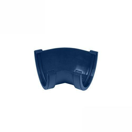 Cascade Iron Style 115mm Plastic Deepstyle 135dg Angle - Blue