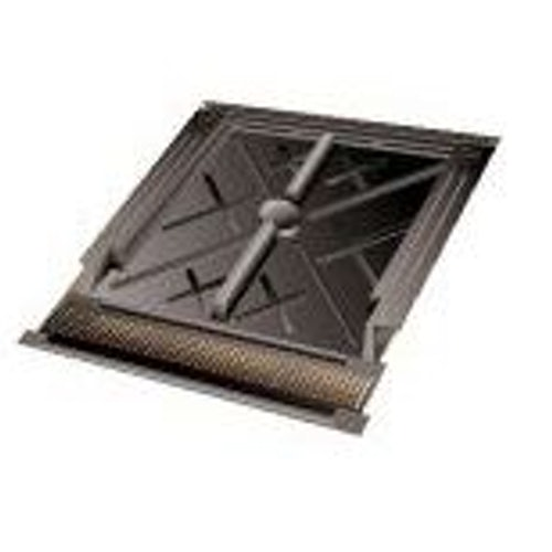 Manthorpe Cross Flow Flyscreen Eaves Vent 10,000mm2 - Pack of 50