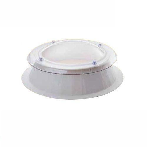 Mardome Circular 1350mm Triple Glazed Fixed Dome & Kerb