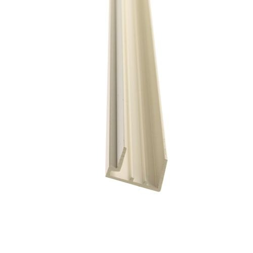 Video of Corotherm 25mm PVC Roof Sheet End Cap White 2100mm - Pack of 2