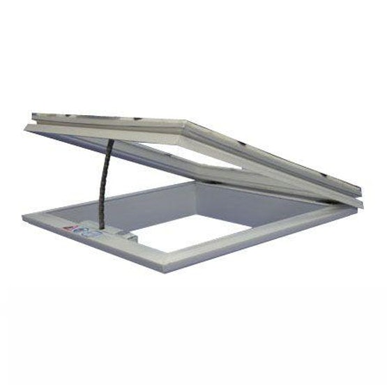 UPGRADE - S2 Electric Opening Hinged Frame & Spindle - 700mm x 700mm