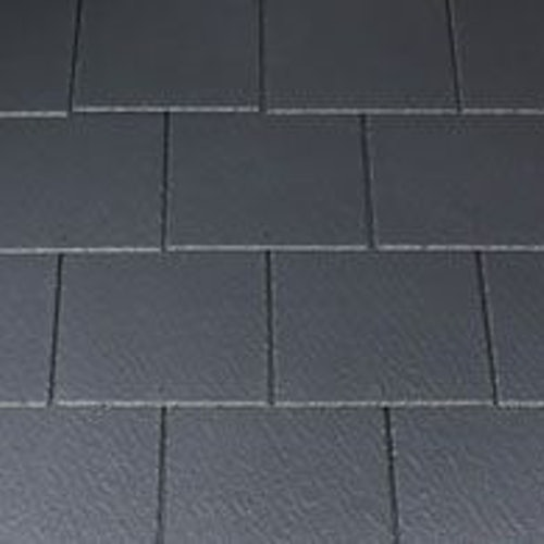 Marley 600 x 600mm Rivendale Man-Made Fibre Cement Slate - Blue/Black