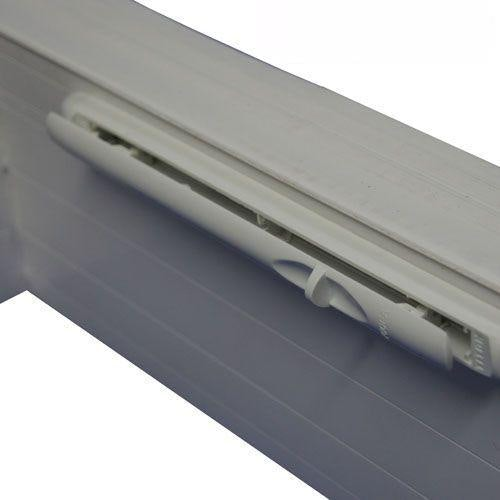 UPGRADE - S5 150mm Upstand Rotating Trickle Vent - 900mm x 900mm