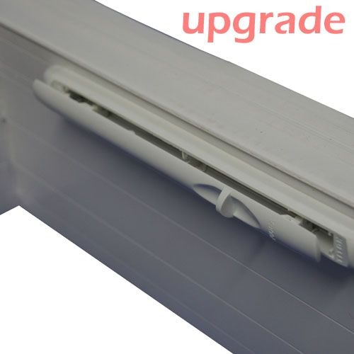 UPGRADE - S9 150mm Upstand Rotating Trickle Vent - 1200mm x 1200mm