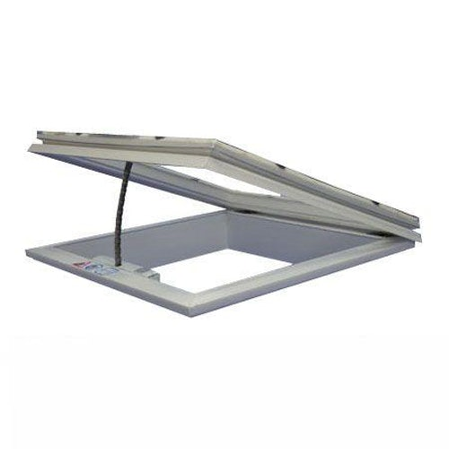 UPGRADE - S7 Electric Opening Hinged Frame & Spindle - 1000mm x 1000mm