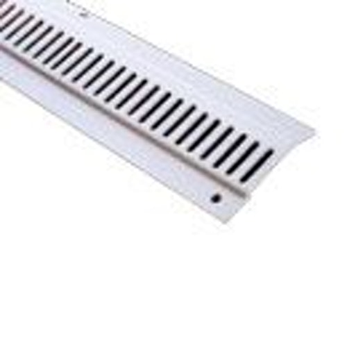 Corovent Angled Soffit Vent (10,000mm2) - 2.44m White