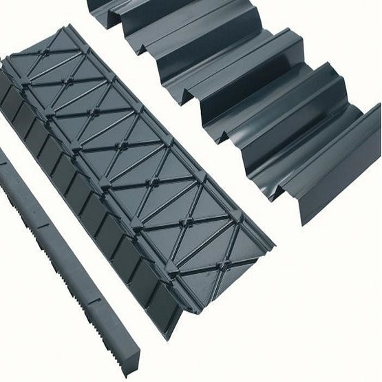 Klober 3 in 1 Eaves Vent Pack - 25mm Vent and 300mm Wide Rafter Tray