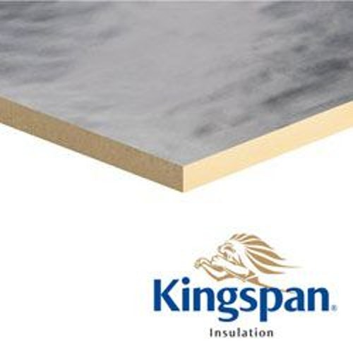 Kingspan 120mm Thermaroof TR26 Flat Roof Insulation - 5.76m2 Pack