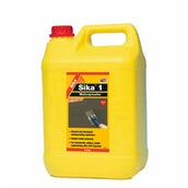 Sika 1 Yellow Waterproofer - 5 Litres