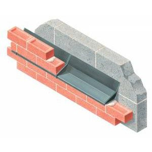 Type E Straight Cavitray Insert into an Existing Wall - 450mm Long