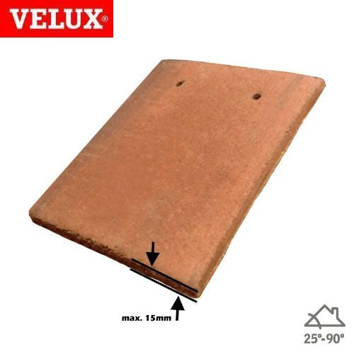 Video of VELUX EDP CK04 0000 Single Plain Tile Flashing - 55cm x 98cm