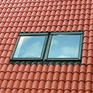 Video of VELUX EBP UK04 0021B Twin Plain Tile Flashing 18mm Gap - 134cm x 98cm