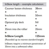 HeliFix InSkew 600 Stainless Steel 6mm x 160mm Fixings - Pack of 500