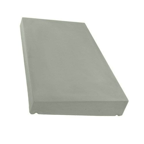 Eurodec 50-75mm Once Weathered Coping Stone 600mm x 300mm - Grey