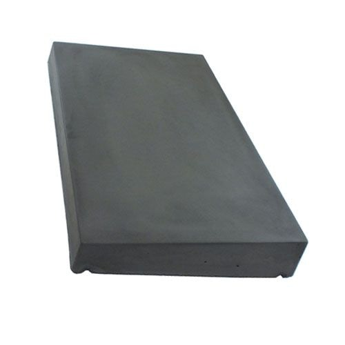Eurodec 50-75mm Once Weathered Coping Stone 600mm x 600mm - Slate